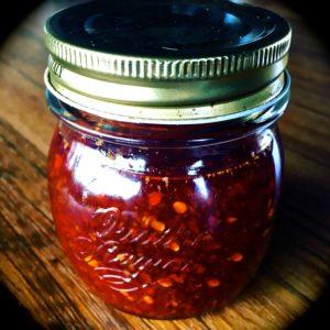 Donna Hay's Asian Chilli Jam