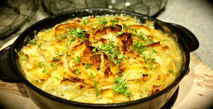 Fish, Fennel & Potato Pot Pie