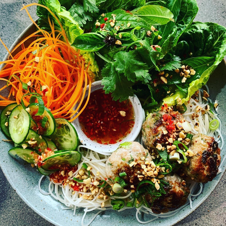 Vietnamese Bun Cha